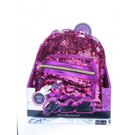 Girabrilla Mini Zaino colore Rosa - Fucsia di Nice 02516