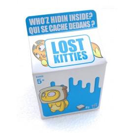 Lost Kitties Cartone del Latte Singolo, Personaggi Gattini Assortiti di Hasbro E4459