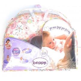 Chicco Boppy Cuscino Allattamento e per il sostegno del bambino - Feeding and infant support pillow Boppy Pillow W/Slipcover