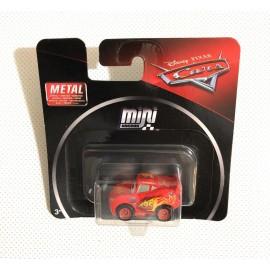 MATTEL SRL FKL39 CARS MINI RACERS MODELLO  LIGHTNING MCQUEEN -  FLASH MCQUEEN  - SAETTA MCQUEEN  FKT67
