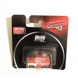 MATTEL SRL FKL39 CARS MINI RACERS MODELLO FLORIDA RAMONE - FMV77 METAL