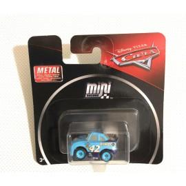 MATTEL SRL FKL39 CARS MINI RACERS MODELLO CAL WEATHERS - KAROLEK WEATHERS FKT74 METAL