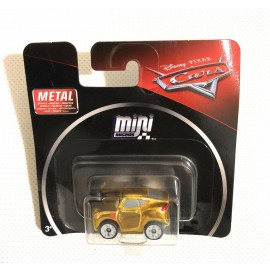 MATTEL SRL FKL39 CARS MINI RACERS MODELLO METALLIC CRUZ RAMIREZ - CRUZ RAMIREZ METALLICO - FRR47