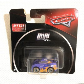 MATTEL SRL FKL39 CARS MINI RACERS MODELLO DANNY SWERVEZ - DANIEL SWERVEZ - FMV82