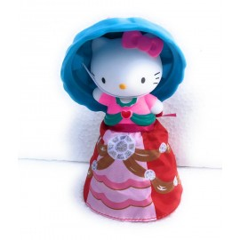 NOVITA' CUPCAKE DOLL CUPCAKE SURPRISE HELLO KITTY MODELLO VANIGLIA - VANILLA -