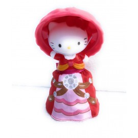 NOVITA' CUPCAKE DOLL CUPCAKE SURPRISE HELLO KITTY MODELLO CIOCCOLATO - CHOCOLATE -