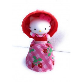 NOVITA' CUPCAKE DOLL CUPCAKE SURPRISE HELLO KITTY MODELLO CARAMELLO - CARAMEL -