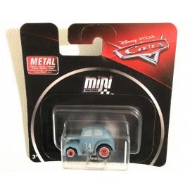 MATTEL SRL FKL39 CARS MINI RACERS MODELLO - RIVER SCOTT - RIVER SACIER - FMV80 LEGGERE LE INFORMAZIONI SOTTO