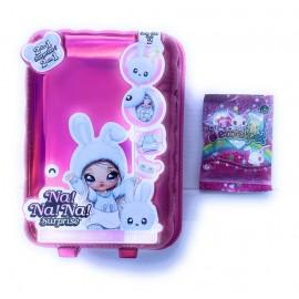 L'Originale NaNANa! Surprise ! - Na! Na! Na! Surprise! - Arco - Misha Mouse Serie 2 + Una Simpatica Sorpresa Come Foto