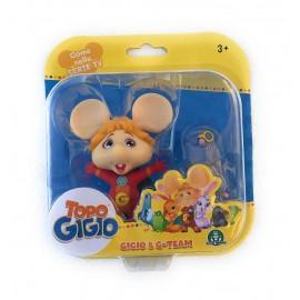 Topo Gigio-Mini Gigio & talpa di Grandi Giochi TPG01000