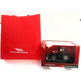 UNIVERSAL HOBBIES  TRACTOR -TRATTORE - UH 5301 MCCORMICK X8 VT-DRIVE RED METALLIC LIMITED EDITION  scala 1/32