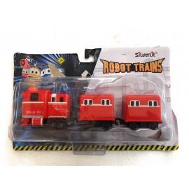 Robot Trains  Alf Deluxe Set confezione rovinata in offerta