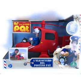 Character Options Postman Pat Deluxe SDS Elicottero elettronico