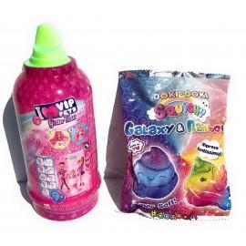 I Love VIP Pets - 2° serie VIP Pets Glitter Twist Gli Originali Modello con beccuccio Verde Glitterato collezzionabile  + Omaggio Come Foto