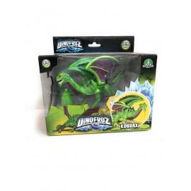 Dinofroz Dragons Collezzione personaggio kobrax  Alto 10 cm