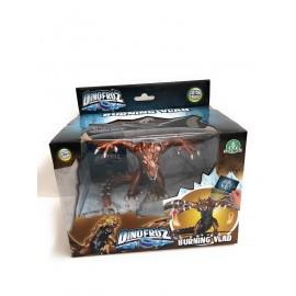 Dinofroz Dragons Collezzione personaggio BURNING VLAD  Alto 10 cm
