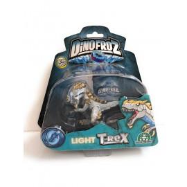 Dinofroz Dragons Collezzione personaggio SPEDITO LIGHT T REX