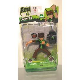 Ben 10 Omniverse personaggio collezzione Ben 15 cm  con accessorio per messaggi alieni
