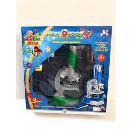 Microscopio Max 600x giocattolo