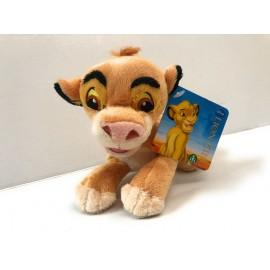 Re Leone - Lion King - originale Re Leone Peluche - SIMBA CM 18 CIRCA