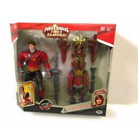Power Rangers Super Samurai 31741 Shogun Ranger Jayden Fuoco ncr 69002