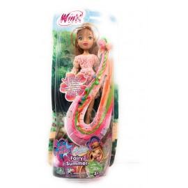 Winx Fairy Summer FLORA Collezzionabile