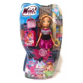 Winx Urban Style Collection FLORA con Trolley 11400