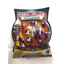 Atomicron GENERAL X-SUB ZERO X-NITROGEN ATOM
