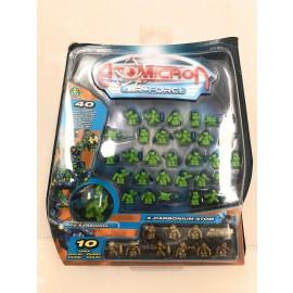 Atomicron X-CARBONIUM ATOM  ,  GENERAL KARBODON