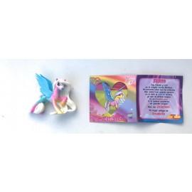 Rainbow You You Unicorn Galaxy Personaggio IRIDELLO