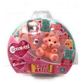 Nuovi COCCOLOTTI Love E Kiss BEARABLE Bears Modello Lucy Originale