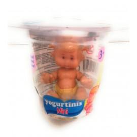 Mini Yogurtinis Barattolo con Bambola Profumata 7,5 cm, Anna Banana di Giochi Preziosi GPZ18407