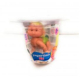 Mini Yogurtinis Barattolo con Bambola Profumata 7,5 cm, Anton Melon di Giochi Preziosi GPZ18407