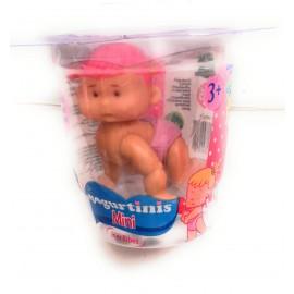 Mini Yogurtinis Barattolo con Bambola Profumata 7,5 cm, Ines Ribes di Giochi Preziosi GPZ18407