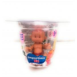 Mini Yogurtinis Barattolo con Bambola Profumata 7,5 cm, Charlie Coconut di Giochi Preziosi GPZ18407