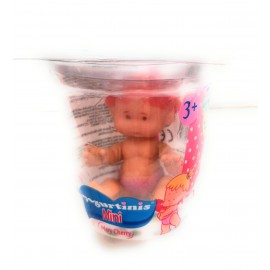 Mini Yogurtinis Barattolo con Bambola Profumata 7,5 cm, Mary Cherry di Giochi Preziosi GPZ18407