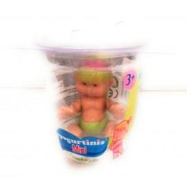 Mini Yogurtinis Barattolo con Bambola Profumata 7,5 cm, Cher Pear di Giochi Preziosi GPZ18407