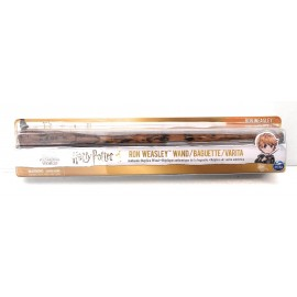 Harry Potter Bacchetta Magica di Ron Weasley da Collezione 30.5 cm,  Spin Master 6061848