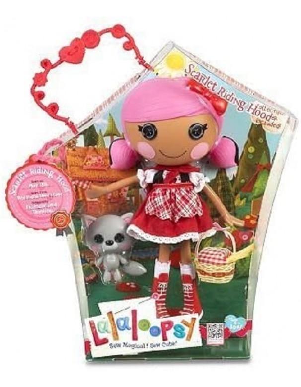 Lalaloopsy - modello spedito Lalaloopsy Scarlet Riding Hood Doll by MGA  GPZ18436