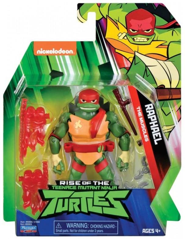 Teenage Mutant Ninja, Turtles Rise , Raffaello di Giochi Preziosi TUAB0A11