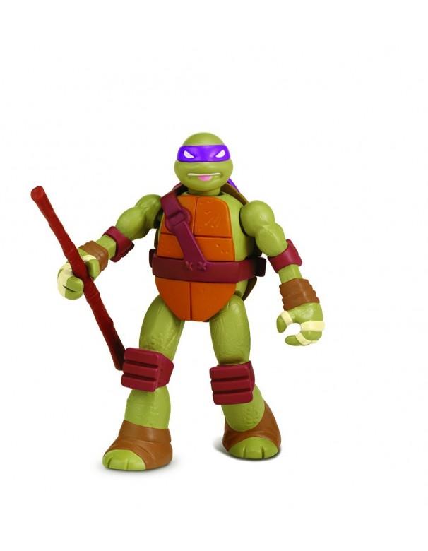 Ninja Turtles – 5583 – Mix N' Match – DONNIE - DONATELLO MUTATIONS  – Personaggio D´Animazione Trasformabile 12 Cm  cod 90382 ass.90380