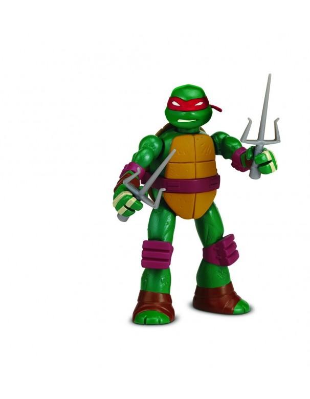 Ninja Turtles – 5583 – Mix N' Match – RAPH - RAFFAELLO MUTATIONS  – Personaggio D´Animazione Trasformabile 12 Cm  cod 90384 ass.90380