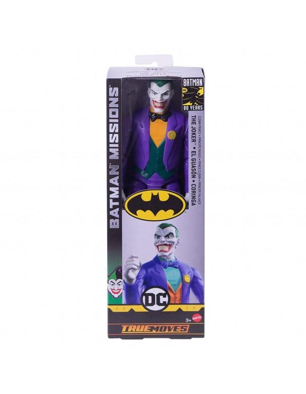 Batman- Joker Personaggio Articolato, 30 cm di Mattel GCK91