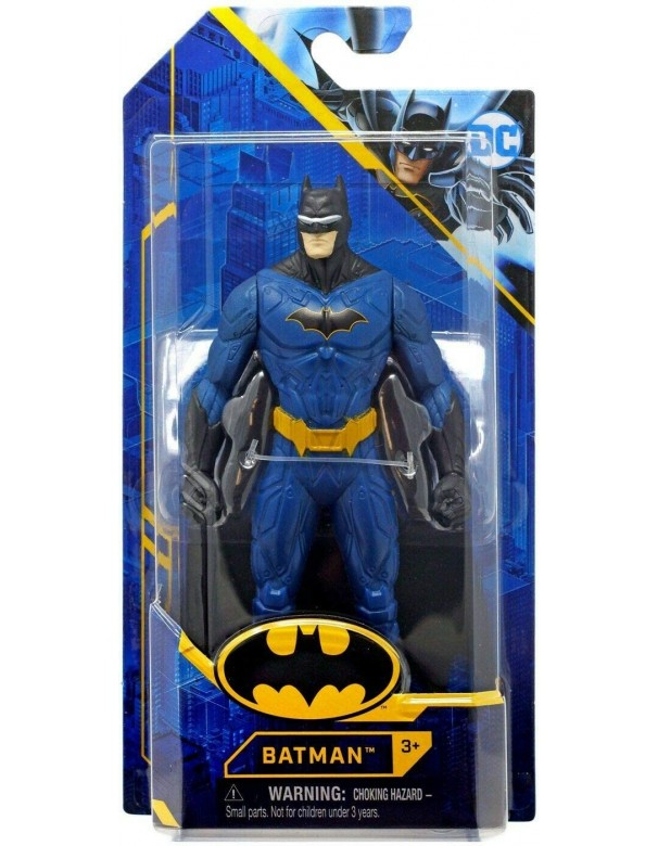 DC Comics Batman (Blue Suit) 15 cm, Spin Master