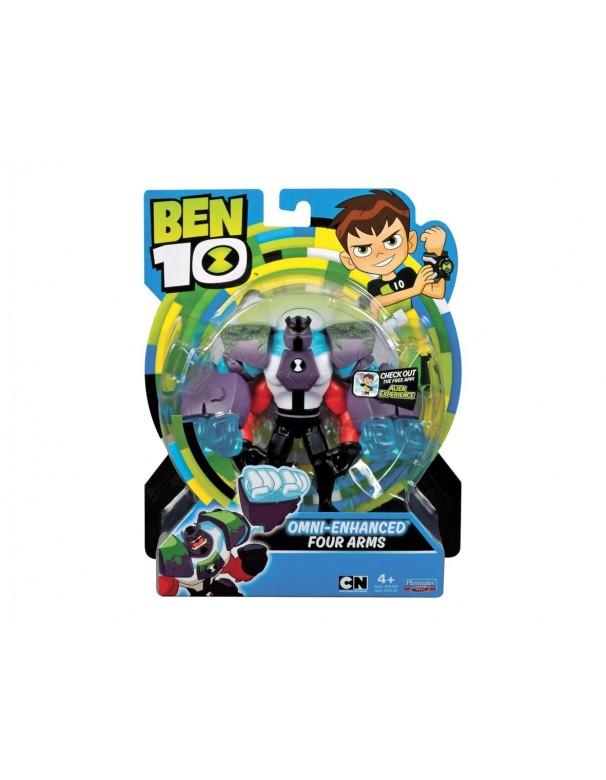 Ben 10 Action Figure – Omni enhanced Four Arms