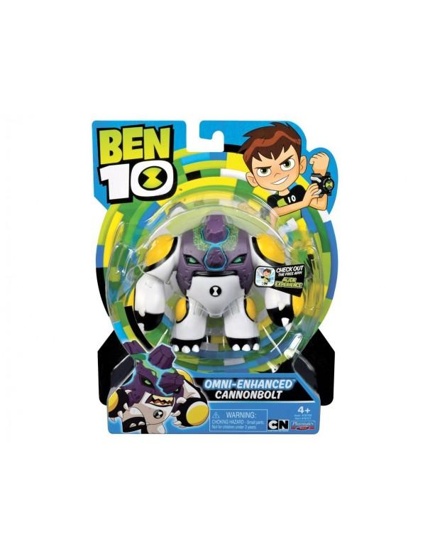 Ben 10 Action Figure – Omni enhanced Cannonbolt