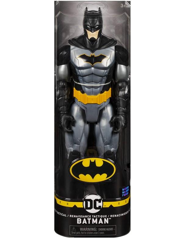 BATMAN Personaggio da 30 cm Articolato, con Armatura , Spin Master 6055153