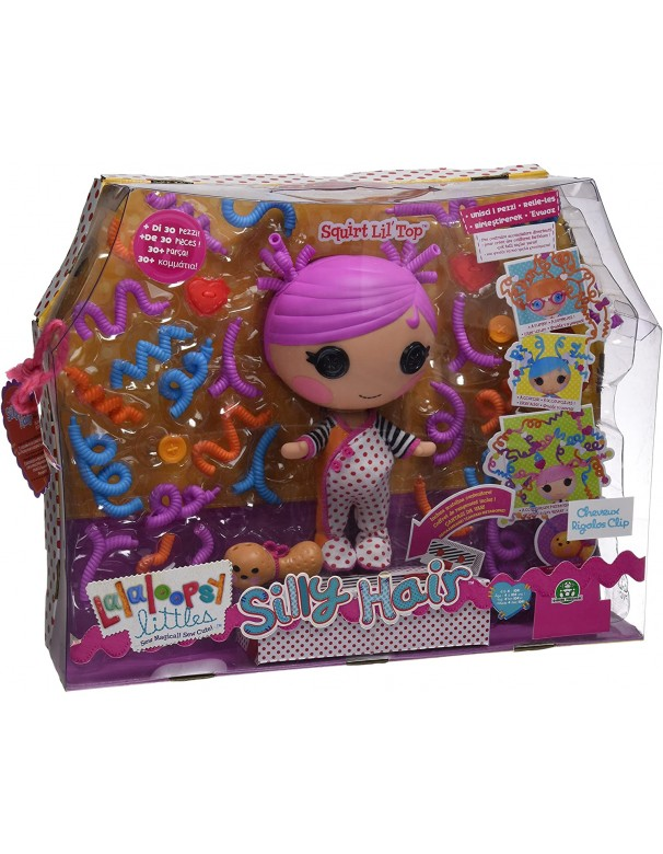Giochi Preziosi Lalaloopsy Littles Silly Hair Bambola Squirt Lil' Top GPZ 20252