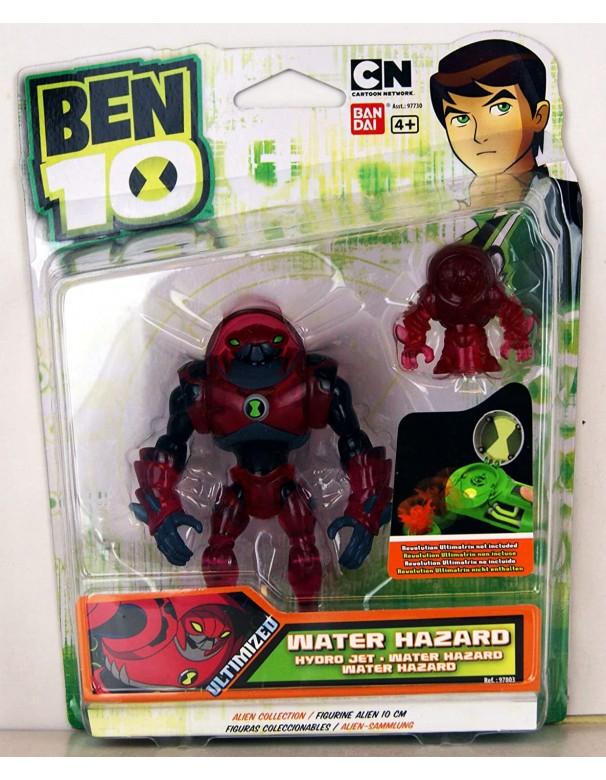 Ben 10 - BENTEN - Ultimized Water Hazard 10 CM CIRCA