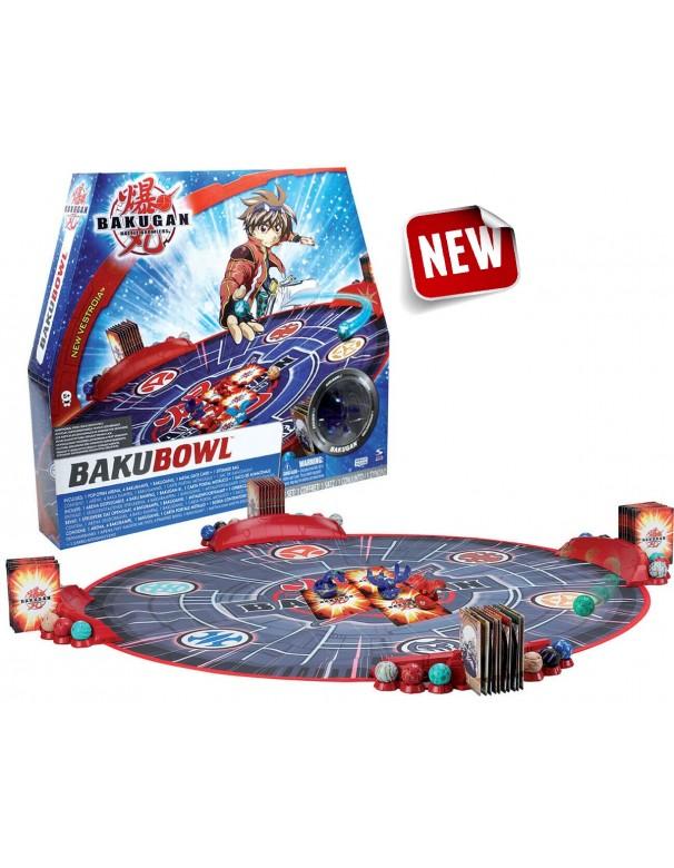 Bakugan - Collezzione Gundalian Invaders Bakugan Battle Arena con 1 Sfera giochi preziosi 2011